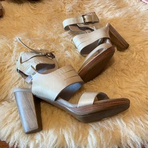 MJUS leather shoes